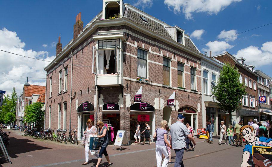 Shops in the city of Wageningen